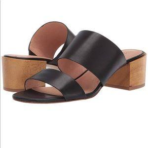 *NEW* Madewell Kiera Two-Strap Mule Sandal
